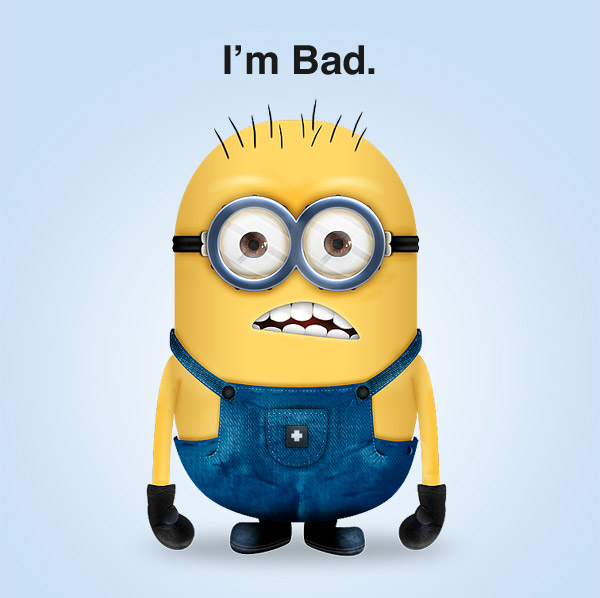 Minion Character From Despicable Me