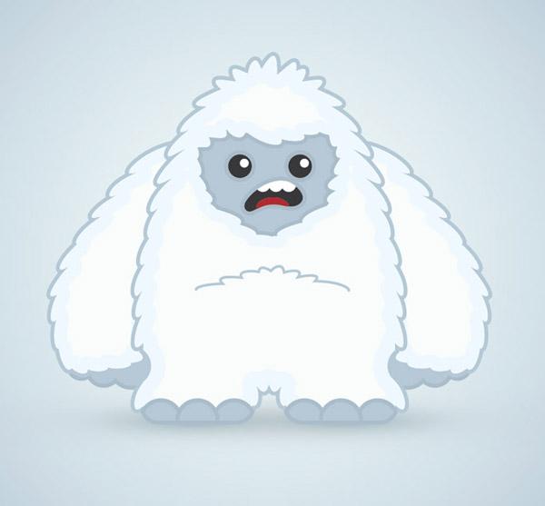 Yeti Character