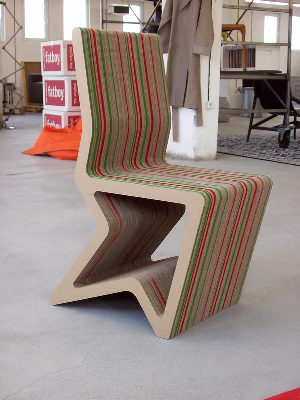 Cardboard Ghery