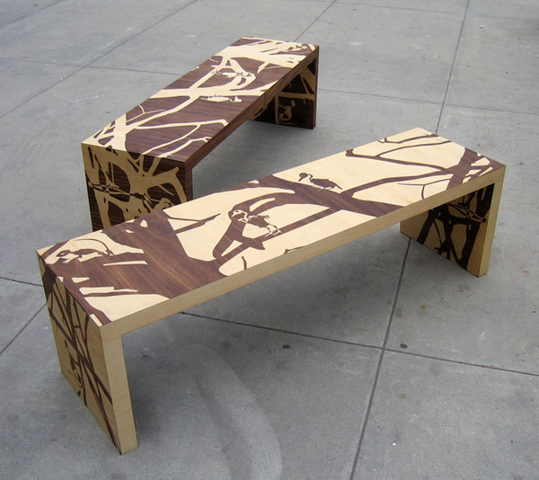 Remains Benches