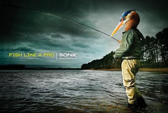 Soniksports Fish like a pro