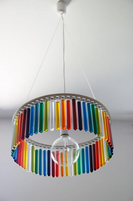 Test Tube Chandalier