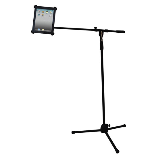 Multimedia Microphone Stand