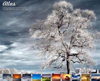 25 Stunning Full Screen WordPress Themes